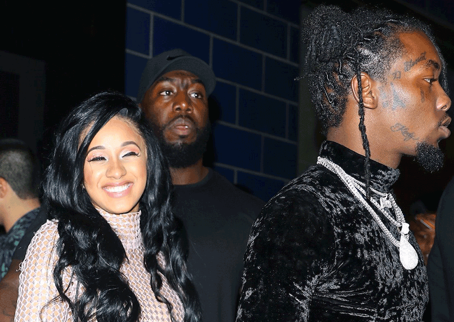 Offset Gets Cardi B Tattoo Is Inked Name An Effort To: Offset Gets Cardi B Tattoo Following Cheating Rumours