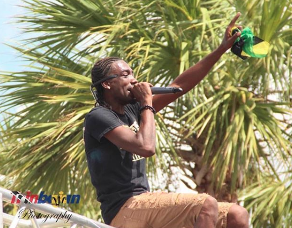 Jamaican Artist 'Linky First' Gets Most Steamed Soca Song On