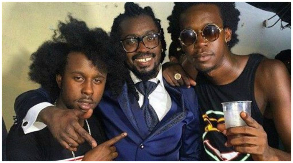 Beenie Man Address Popcaan & Miss Rhona Drama - The Tropixs