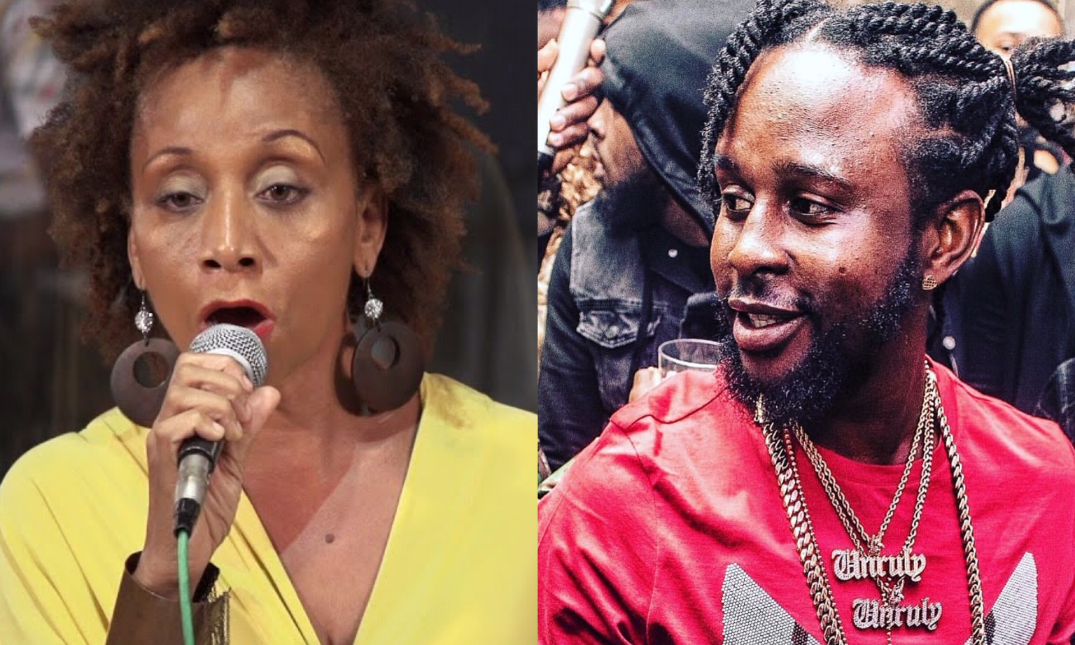 Popcaan and Nadine Sutherland Could Be Related, Collaboration Coming