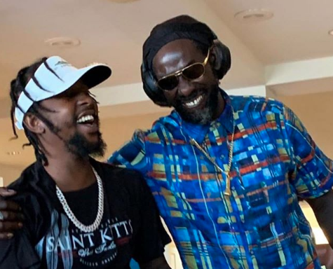 Buju Banton and Popcaan Link Up At St Kitts Music Festival