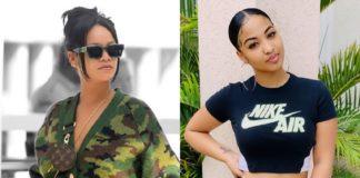 Rihanna Shenseea The Tropixs
