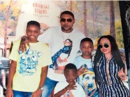 Vybz Kartel Family