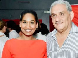 Lisa Hanna Richard Lake