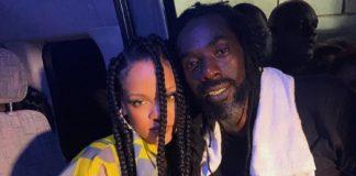 Rihanna Jamaican