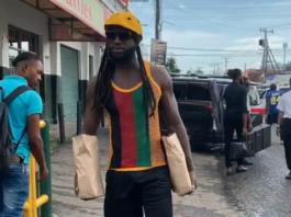Gucci Mane Jamaica