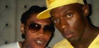 Usain Bolt Vybz Kartel