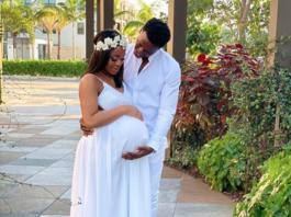 Romain Virgo Wife Pregnant