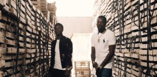 Romain Virgo and Ding Dong Ravers